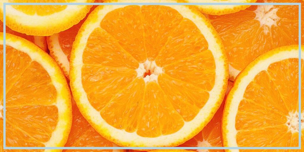 Oranges High In Vitamin C