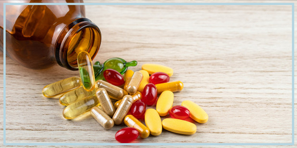 Vitamin B5 supplement for health benefits