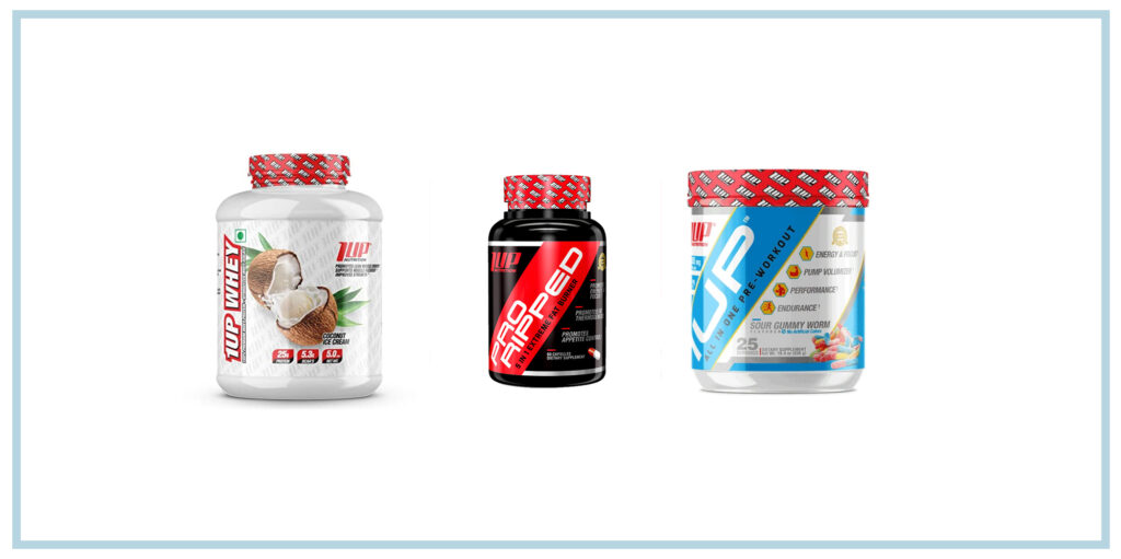1UP Nutrition Products