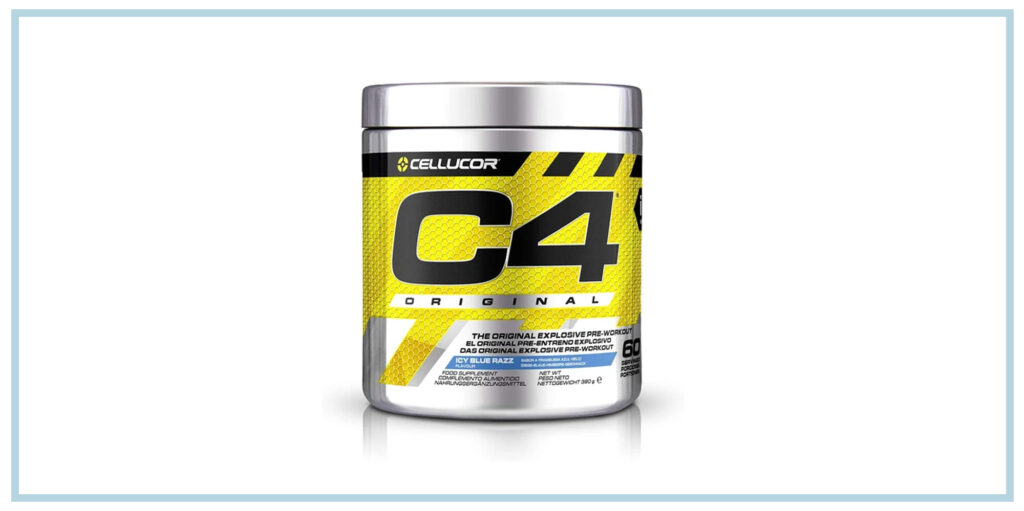 Cellucor C4 Pre Workout