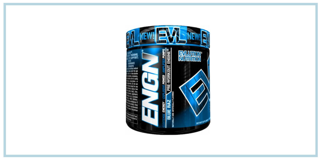 ENGN Shed Pre Workout