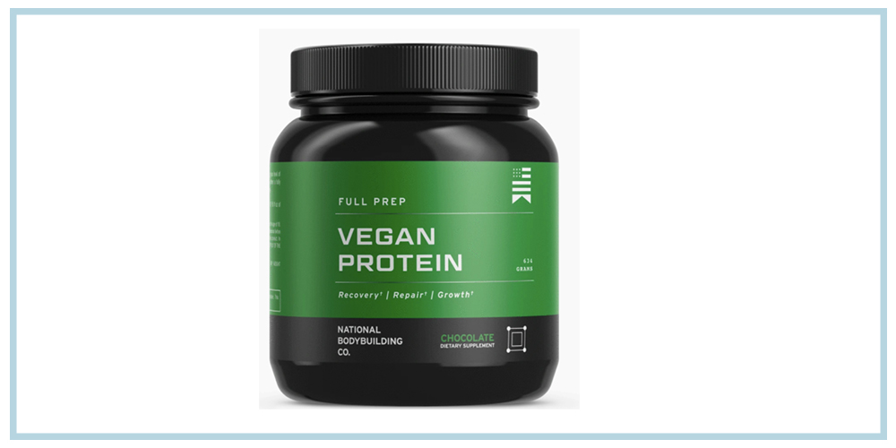 Full Prep Vegan Protein Review