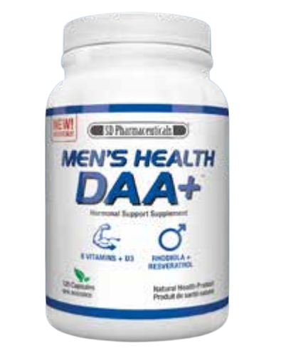 SD Pharmaceuticals Men's Health DAA+ Review