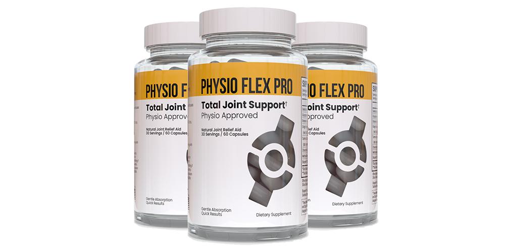 physio flex pro 3 months